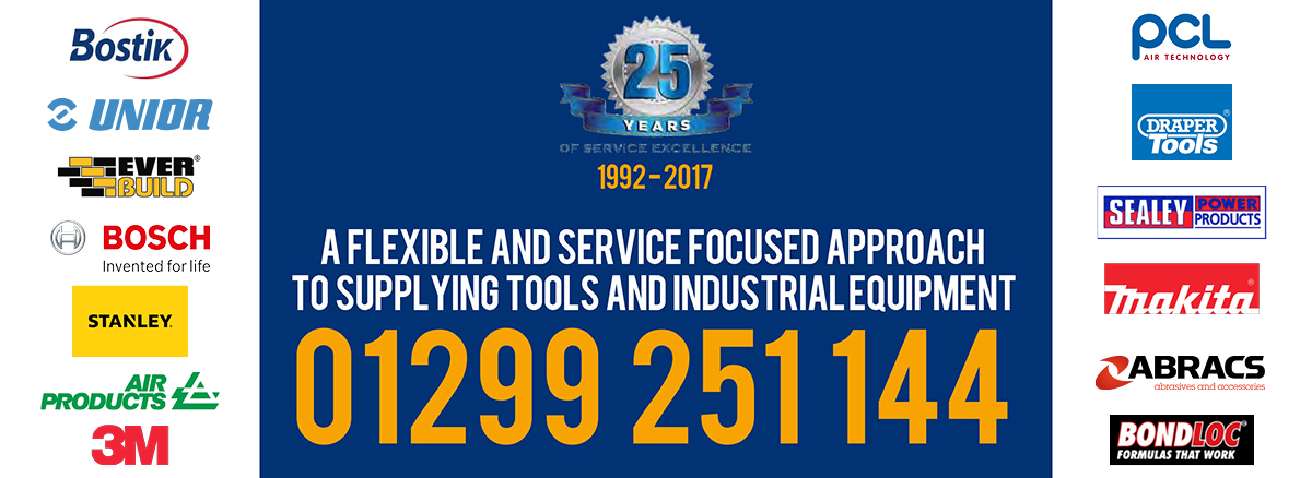 A flexible and service focused approach to supplying tools and industrial equipment
