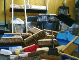 Brooms/Brushes