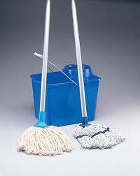 Buckets & Mops