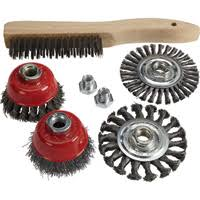 Wire Wheels/Brushes