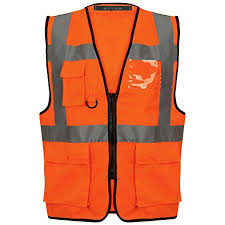 Vests - Orange