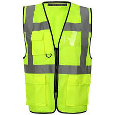 Vests - Yellow