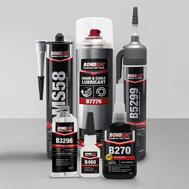 Sealants/Adhesives/Paint and Lubrication